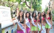Le Miss vincitrici delle fasce